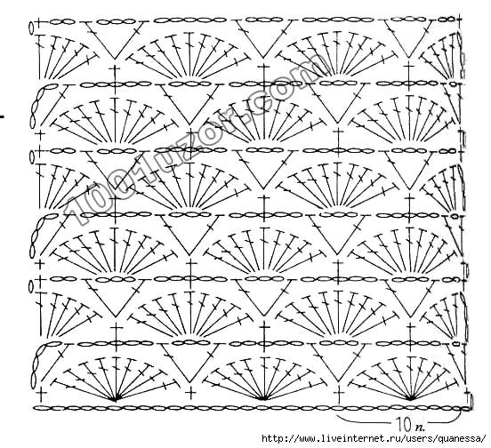 узор для сумки схема (552x504, 209Kb)