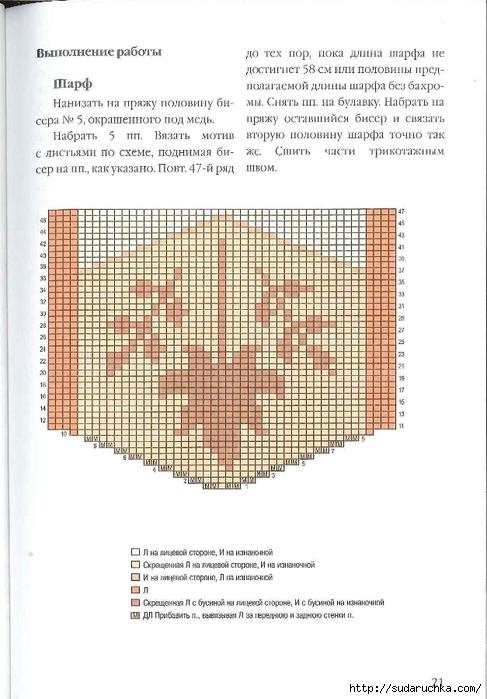 Сидорова Г.И. - Отделка бисером  2011_22 (487x700, 214Kb)