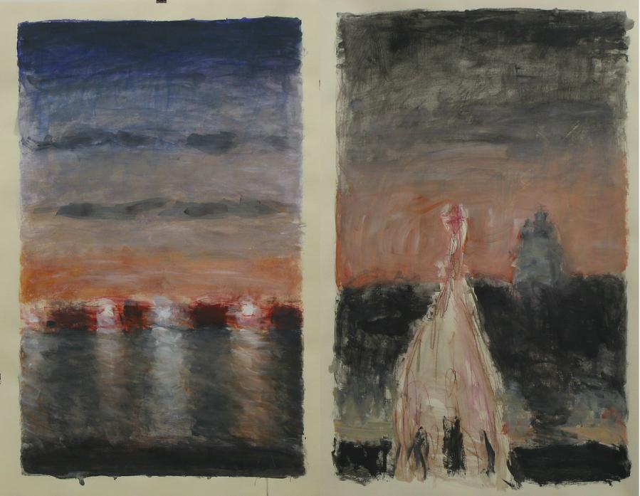 Выставка 'Две реки'