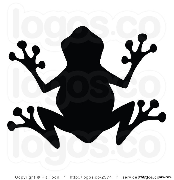 royalty-free-black-frog-logo-by-hit-toon-2574 (600x620, 94Kb)
