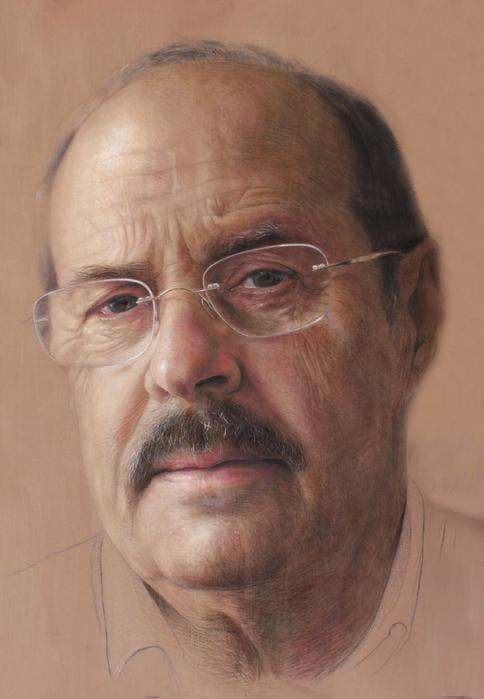 фотореалистичные портреты художника Рубена Беллосо Адорна 9 (484x700, 326Kb)