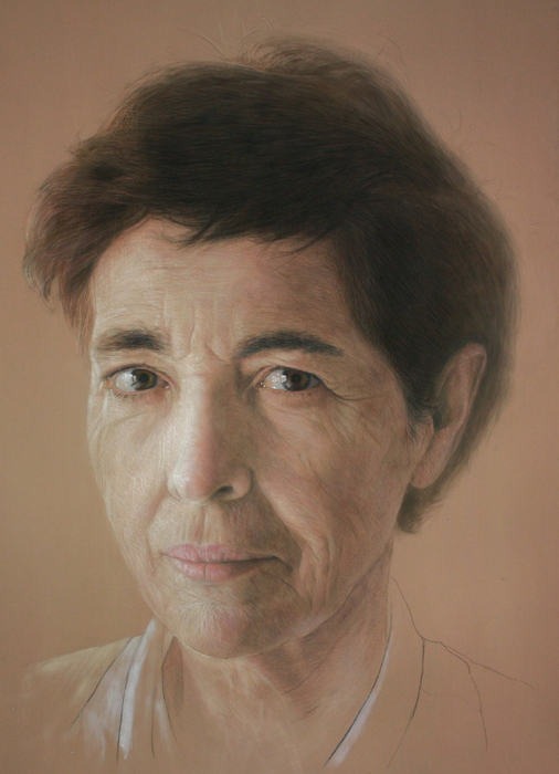 фотореалистичные портреты художника Рубена Беллосо Адорна 13 (506x700, 324Kb)