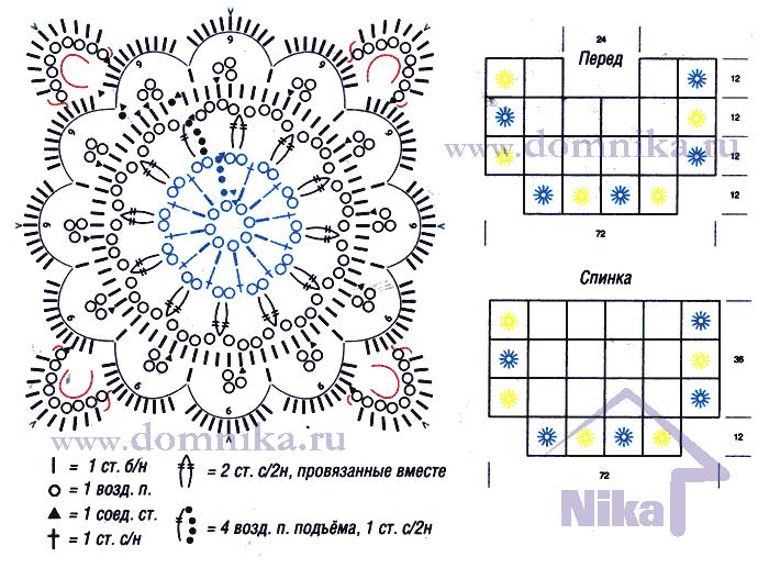 kruzhevnaja-koftochka-iz-motivov (700x517, 30Kb)