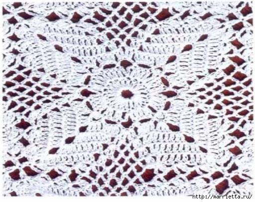 модное вязание крючком для дома. схемы (4) (512x406, 191Kb)