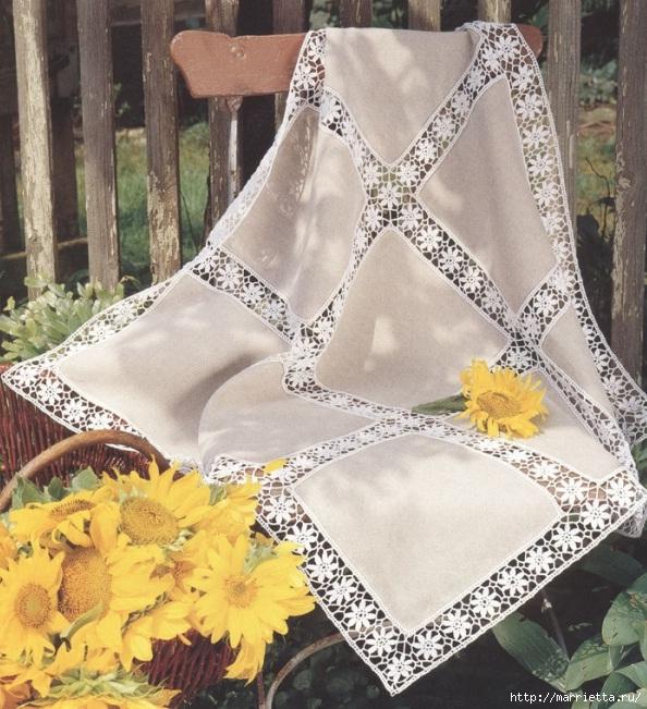 модное вязание крючком для