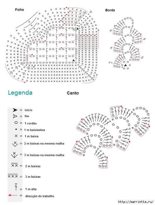 модное вязание крючком для дома. схемы (26) (529x700, 195Kb)