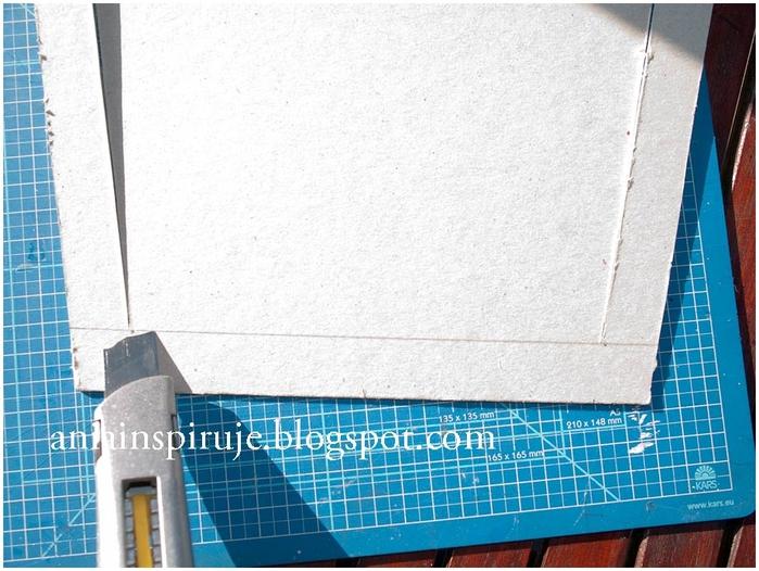 Креативный Почтовый ящик из картона 103095882_Pochtovuyy_yaschik_iz_kartona_Masterklass__12_