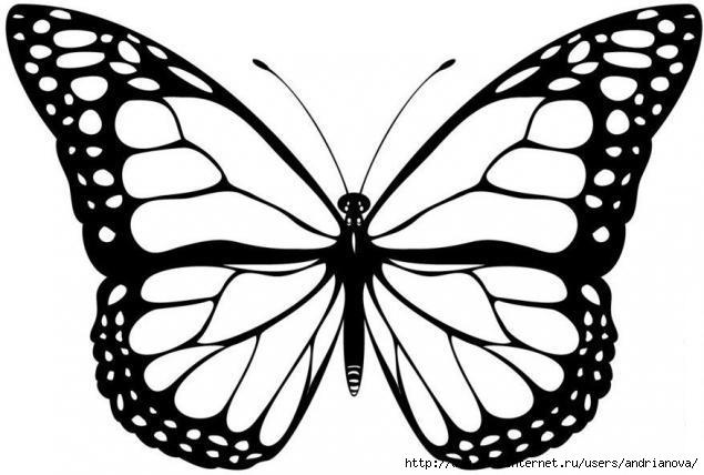 Часы бабочки своими руками