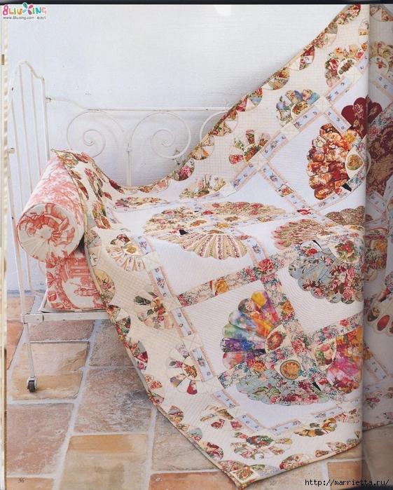 Лоскутное шитье с вышивкой в викторианском стиле (13) (561x700, 377Kb)