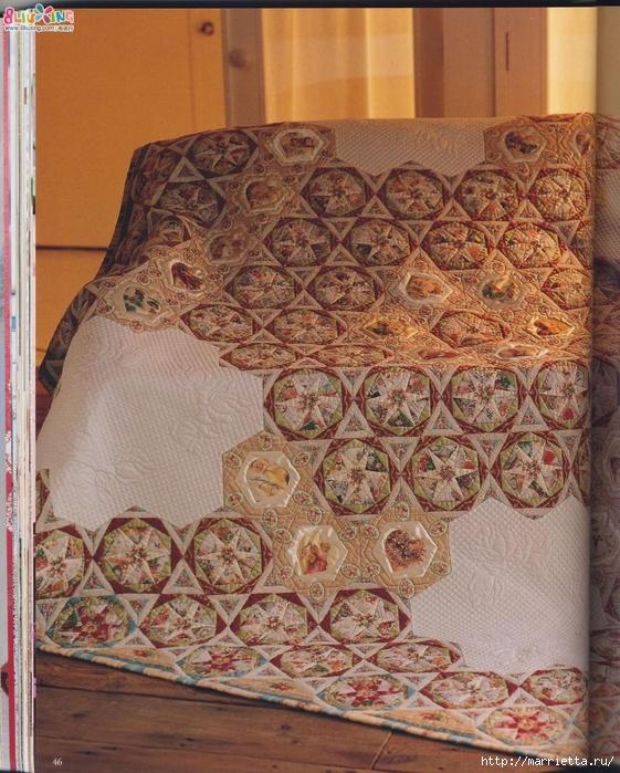 Лоскутное шитье с вышивкой в викторианском стиле (20) (561x700, 381Kb)