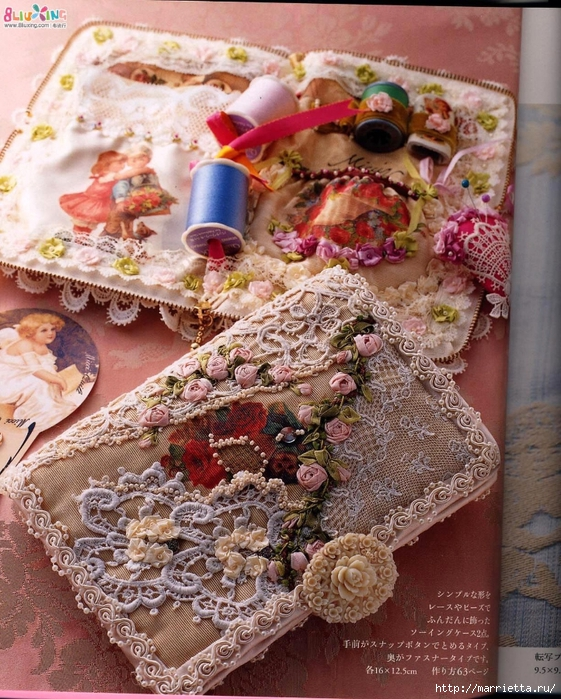 Лоскутное шитье с вышивкой в викторианском стиле (60) (561x700, 401Kb)