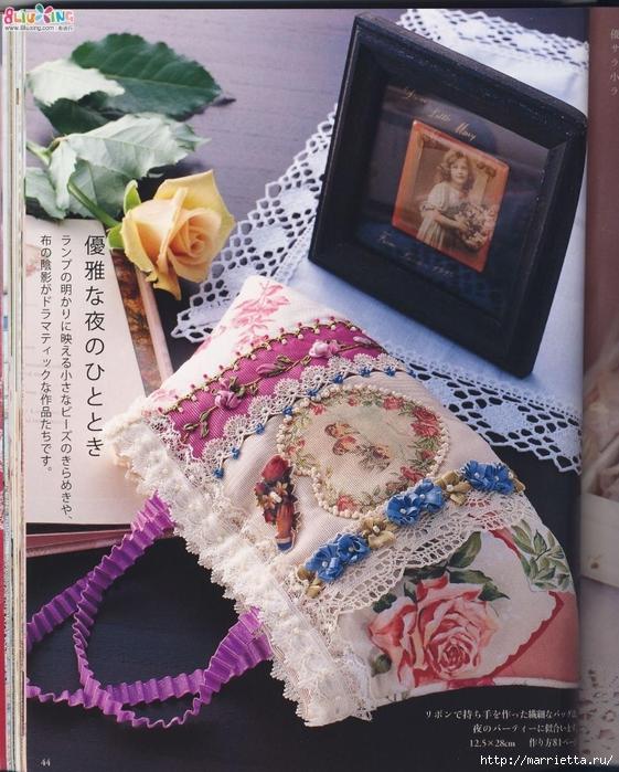 Лоскутное шитье с вышивкой в викторианском стиле (77) (561x700, 342Kb)