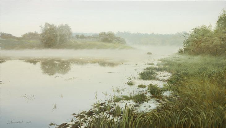 Пейзаж Владимира Александрова