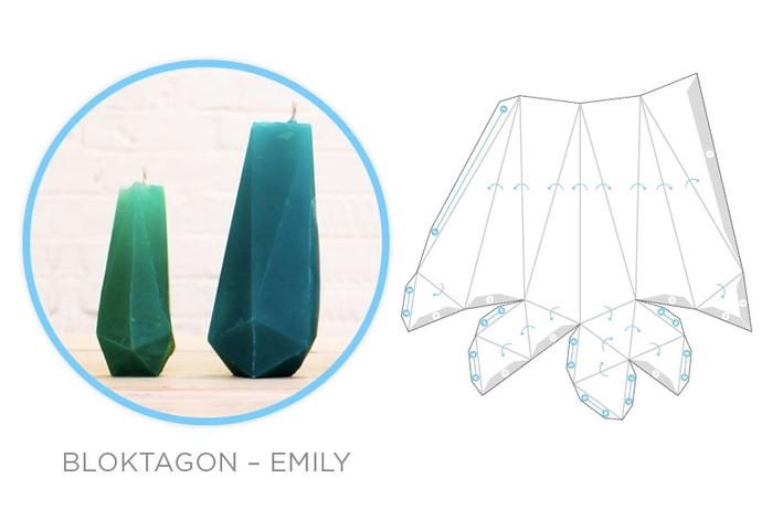 Свечи и гипсовые вазочки геометрической формы. Шаблоны и мастер-класс (1) (700x462, 106Kb)