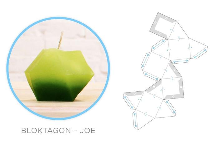 Свечи и гипсовые вазочки геометрической формы. Шаблоны и мастер-класс (5) (700x462, 94Kb)