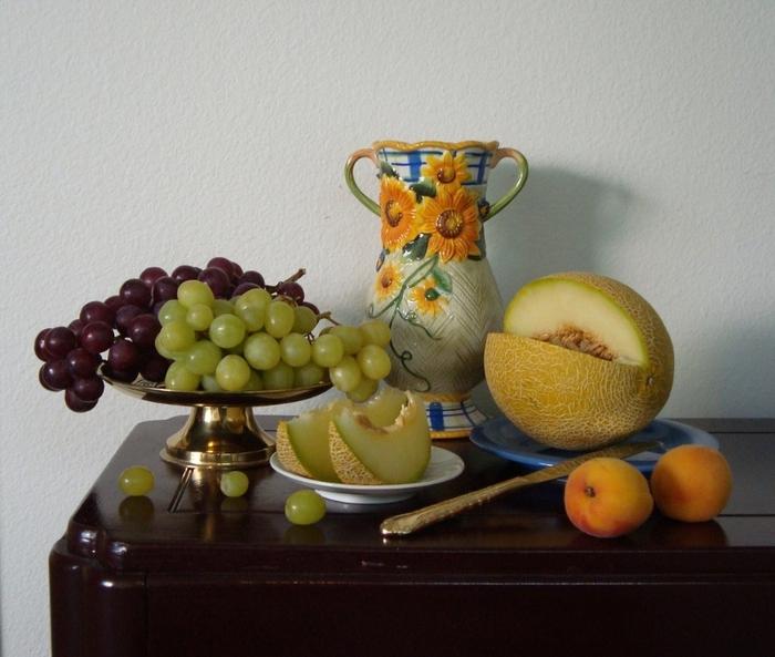 Натюрморты. Красивые фотографии Esther Spektor  (18) (700x593, 282Kb)