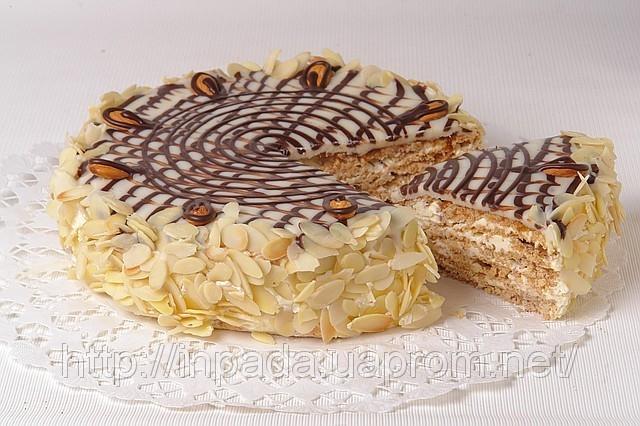 Торт эстерхази рецепт все буде добре
