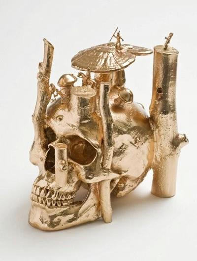 скульптуры Фродо Миккельсен фото 14 (400x528, 119Kb)
