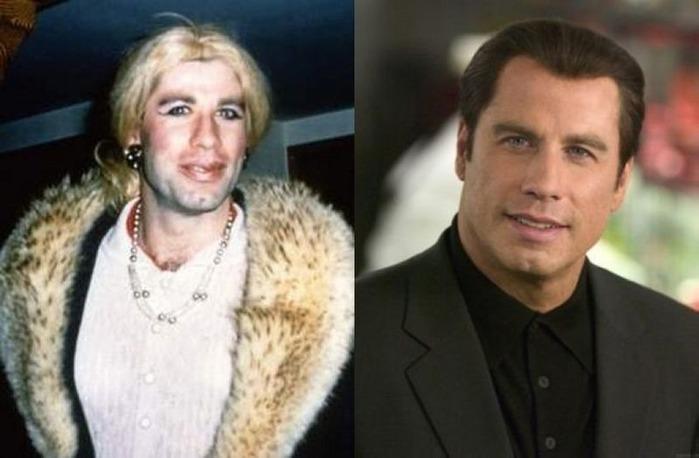 Мужчины актеры в женских образах