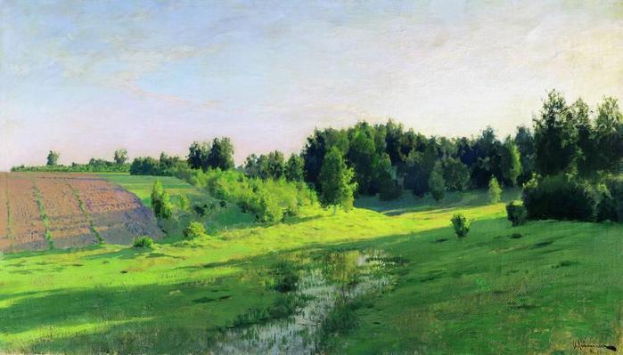 Вечерние тени. 1891-1894 (700x399, 42Kb)