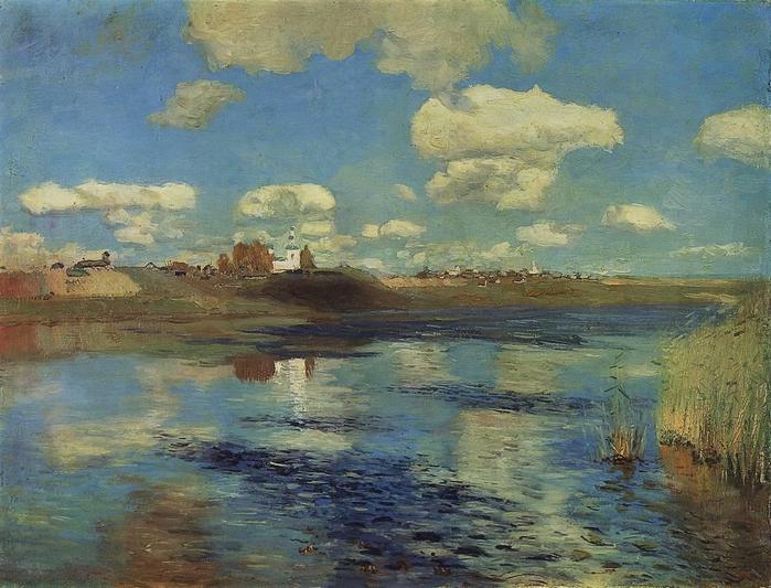 Озеро. 1898-1899 (700x533, 64Kb)
