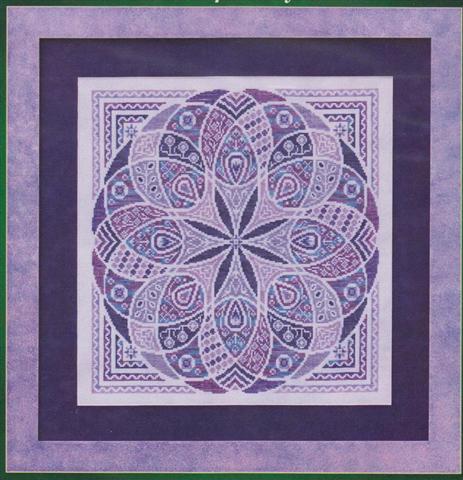 Вышивка крестом схемы бесплатно мандалы