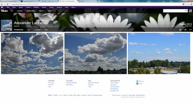 Как добавить эффекты на фотографиях Flickr.com