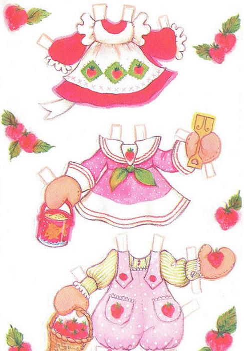 Бумажные вырезалки - одевалки для девочек (3) (487x699, 557Kb)