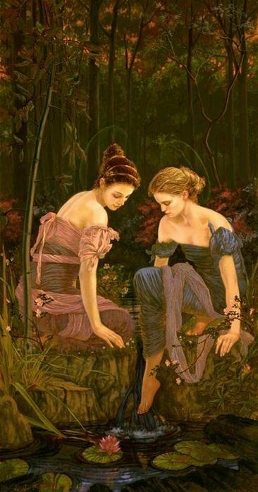 Валентина и ее мать (366x700, 214Kb)