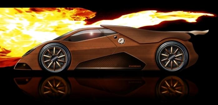 деревянный автомобиль Splinter фото 1 (700x337, 125Kb)