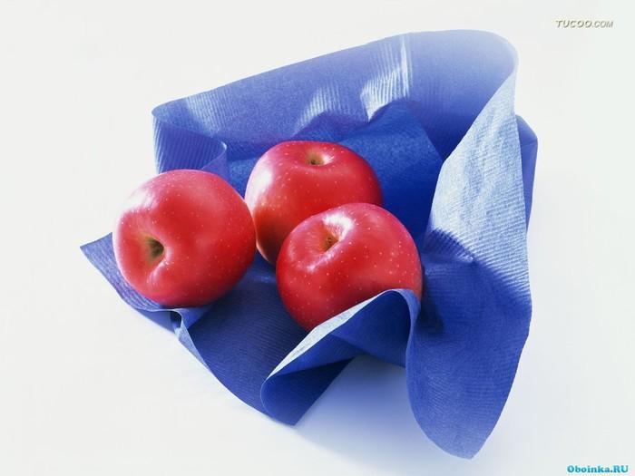 Яблочки в   синем  - очень (700x525, 57Kb)