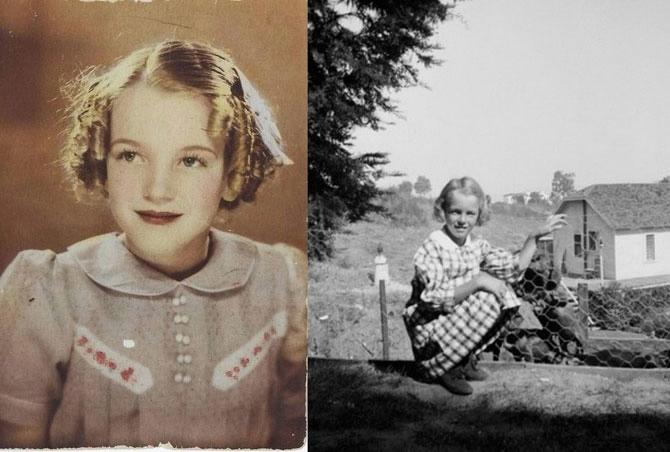 2. В 16 лет Мэрилин Монро первый раз вышла замуж. . Замужество было для не