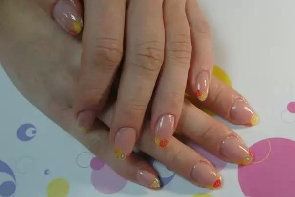 Ногти фото дизайн весна