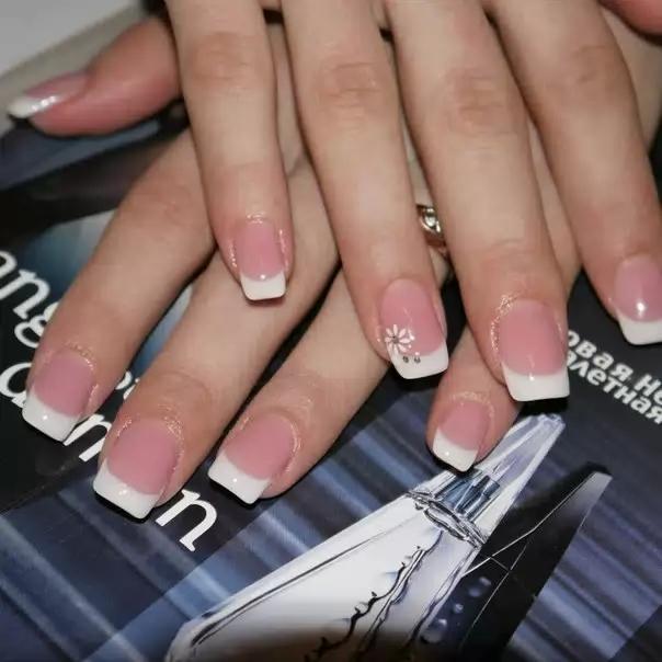Ногти 2014 фото гелевые ногти френч