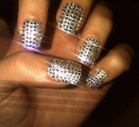 Ногти нарощенные фото дизайн 2013 новые
