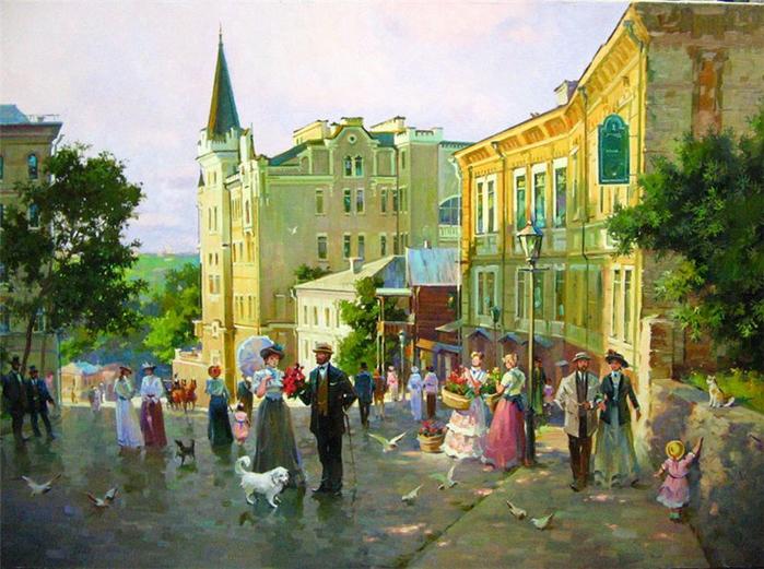 Розенвайн михаил родился в 1963году в киеве, украина