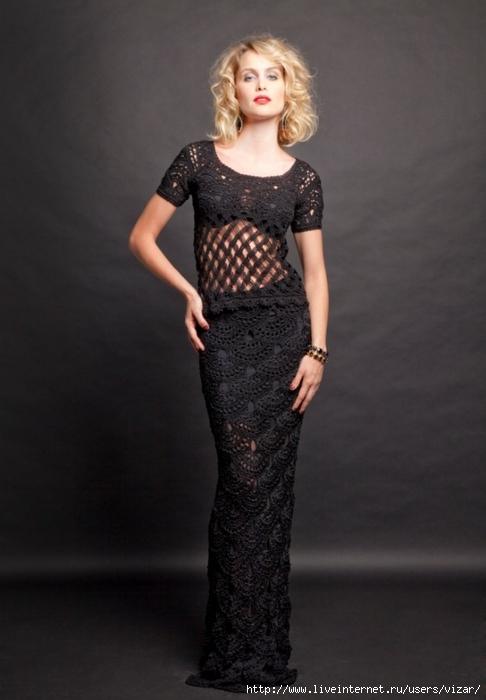 vestido de noche crochet mezcla tul2 (486x700, 178Kb)