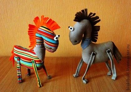 Сшить лошадь своими руками