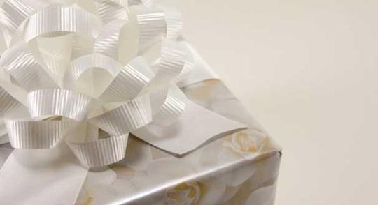 Шуточный подарок на свадьбу