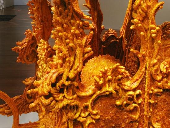скульптуры из сахара фото Тимоти Хорн 8 (550x413, 195Kb)