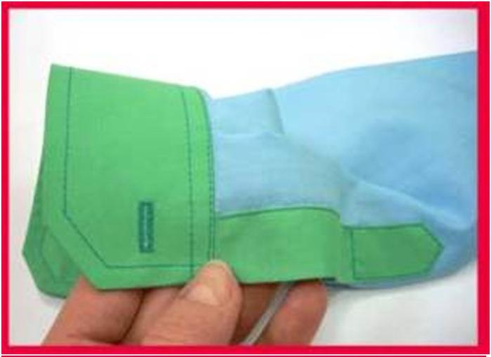Как связать носки спицами от мыска