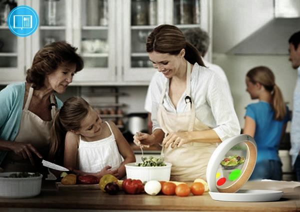кухонный гаджет Kitchen Hub 3 (600x424, 131Kb)