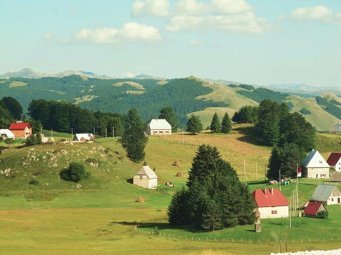 Черногория! Пригоршня жемчужин