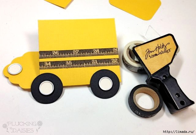 school-bus-gift-card-holder-ideaology-tissue-tape (640x442, 118Kb)