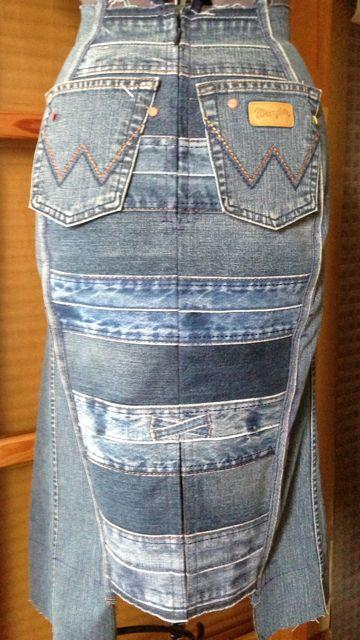 будут использовать увеличить размер джинсовой юбки попробовать