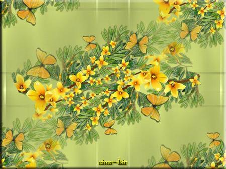 Желтые-цветы (450x337, 304Kb)