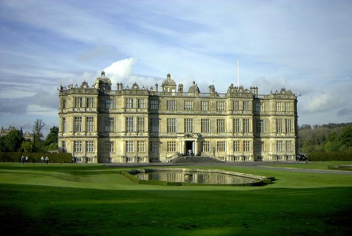 ТОП-11 лучших величественных домов Англии