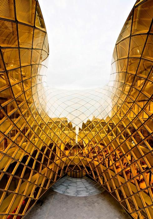 современная архитектура комплекс Emporia фото 1 (490x700, 325Kb)