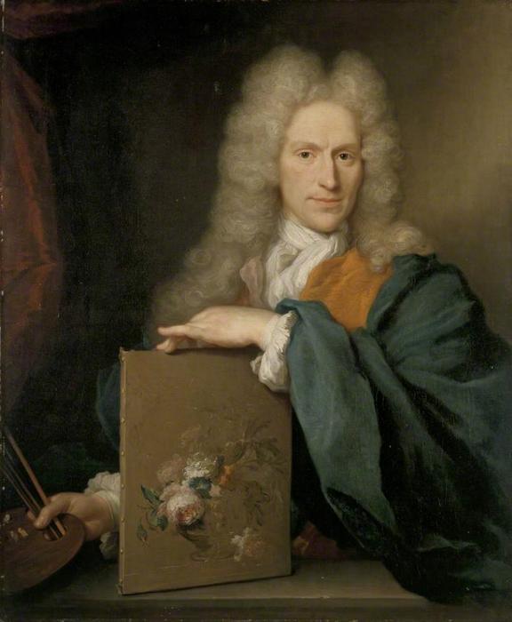 Jan van Huysum Portrait (576x700, 231Kb)