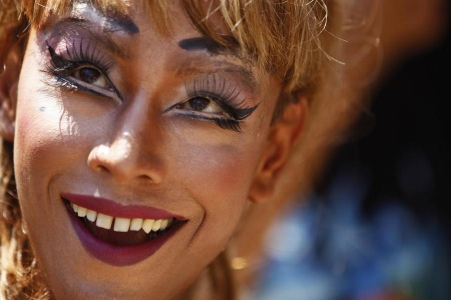 В Непале геи при параде